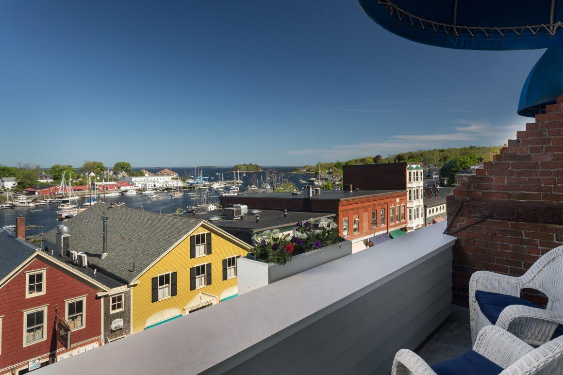 Full Harbor Balcony View