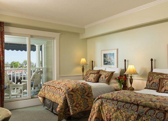 Partial Harbor View Rooms