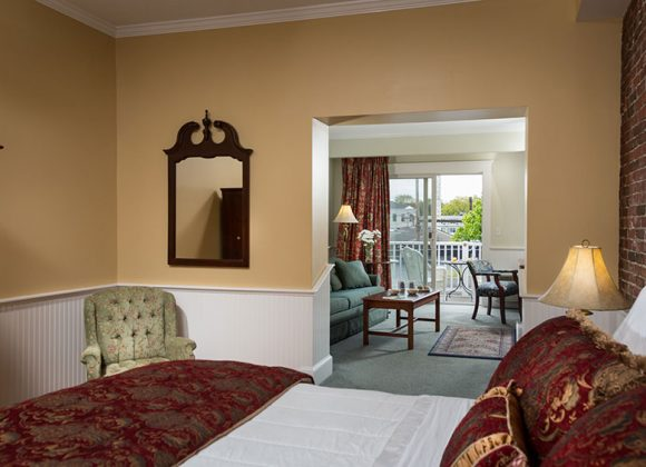 Fireplace Suites