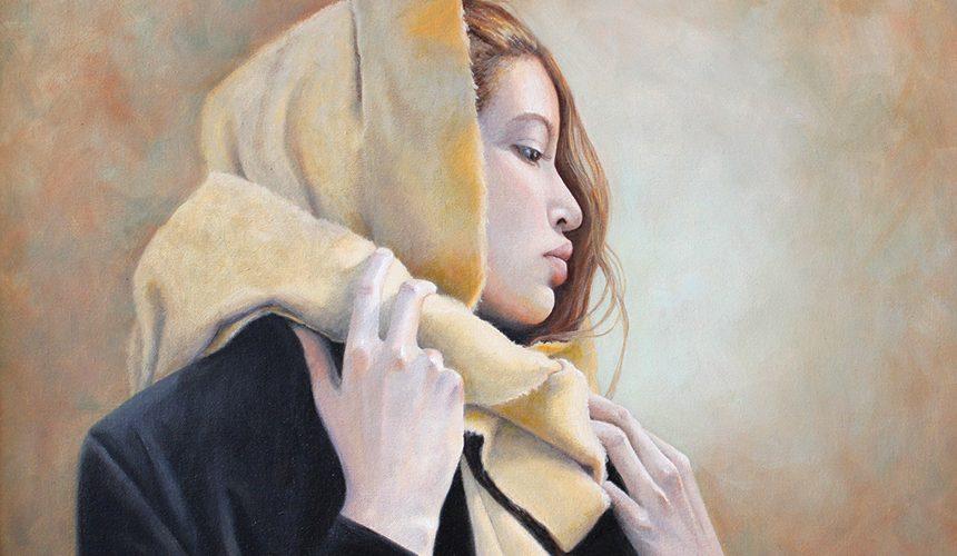 Marianne W. Smith Gallery, Lord Camden Inn, Camden Maine, Maine, portrait
