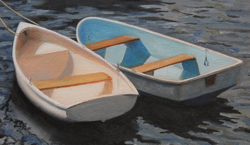 Marianne W. Smith Gallery, Lord Camden Inn, Camden Maine, Maine, nautical, boat