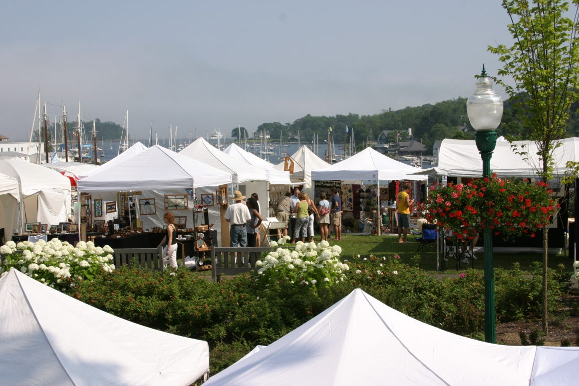 arts, crafts, books, Camden Maine, Camden Harbor, Maine, vacationland