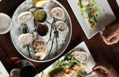 18 Central Oyster Bar & Grill, Rockport Maine