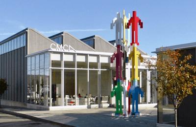 Center for Maine Contemporary Art. CMCA, Rockland Maine