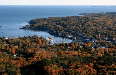 Camden Hills State Park, Camden Maine