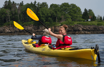 Maine Sport Outfitters, Rockport Maine, Camden Maine, Adventure, Sporting Goods
