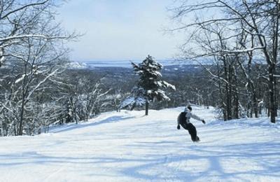 Camden Snow Bowl, Camden Maine, Skiing, Snowboarding,