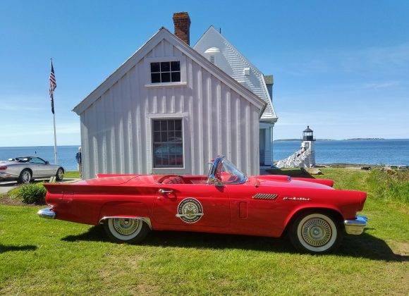 auto tour, classic cars, Maine