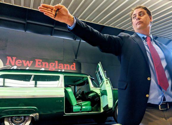 Maine, Owls Head, museum, auction, classic cars, antique cars