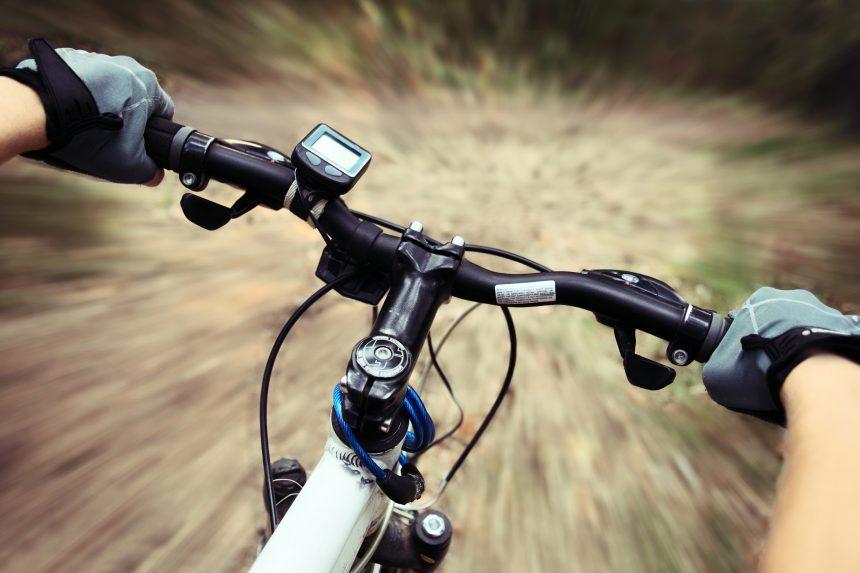 biking ragged mountain